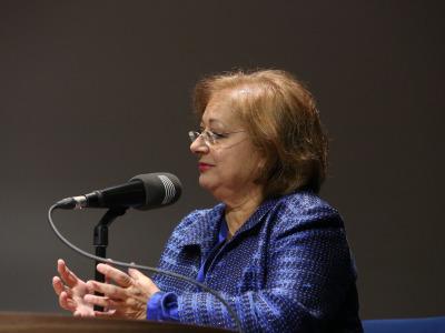Cristina García Rodero en Memorias de la Fundación
