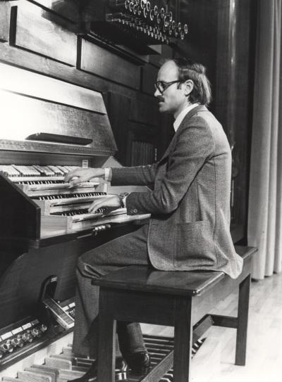 Anselmo Serna. Recital de órgano