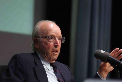 Norberto González de Vega en Memorias de la Fundación