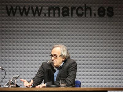 Jordi Teixidor en Memorias de la Fundación