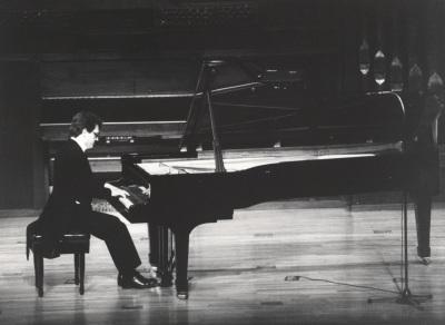 Joan Moll. Concierto Piano romántico español