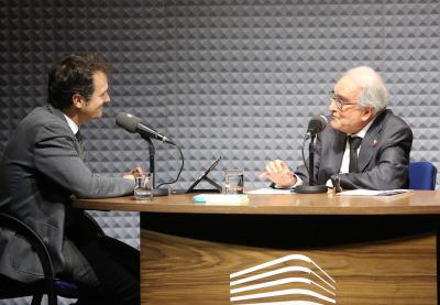 Íñigo Alfonso y Alfonso López Quintás en Memorias de la Fundación