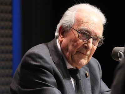 Alfonso López Quintás en Memorias de la Fundación