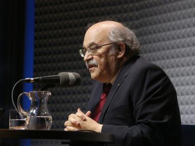 Andreu Mas-Colell en Memorias de la Fundación
