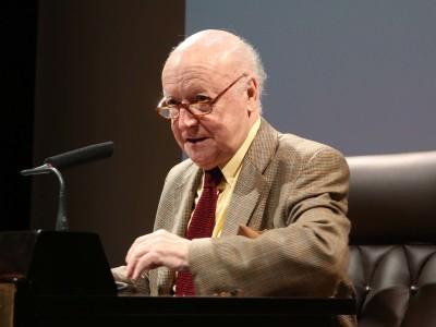Jorge Edwards. Conferencia sobre El cuento de la vida