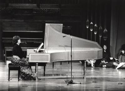 Genoveva Gálvez. Concierto Música española del renacimiento