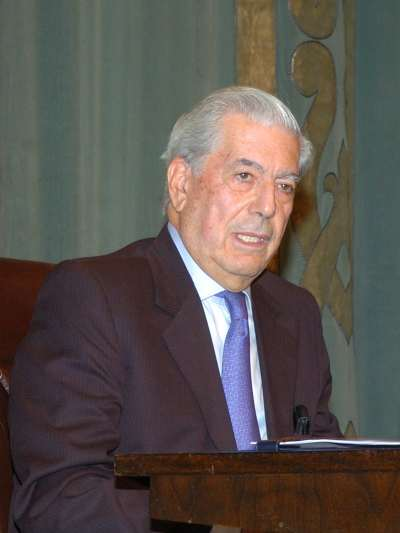 Mario Vargas Llosa. Conferenciasobre Escribir una novela