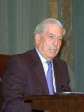 Mario Vargas Llosa. Conferenciasobre Escribir una novela, 2007