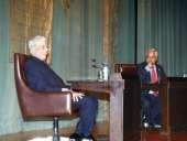 Mario Vargas Llosa y Juan Cruz, 2007