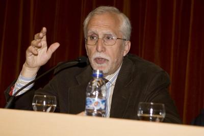Luis Mateo Díez. En ciclo Poética y Narrativa