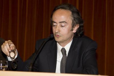 José Carlos Llop. En ciclo Poética y Narrativa