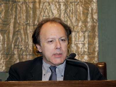 Javier Marías. Conferencia sobre La pérdida paulatina de la irresponsabilidad
