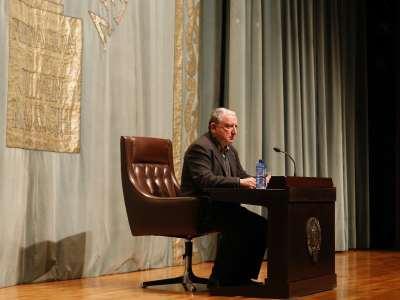 Rafael Chirbes.Conferencia sobre La estrategia del boomerang