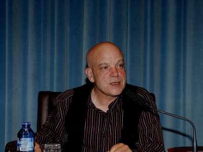 Jesús Ferrero. Conferencia sobre El arte de la novela