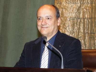 Gustavo Martín Garzo. Conferencia sobre El pintor de iconos