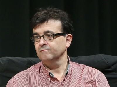 Javier Cercas. Conferencia sobre Novela y ficción