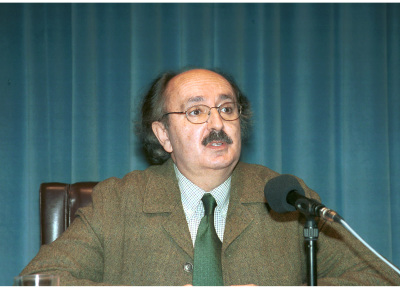 Antonio Colinas. Lectura de mi obra poética