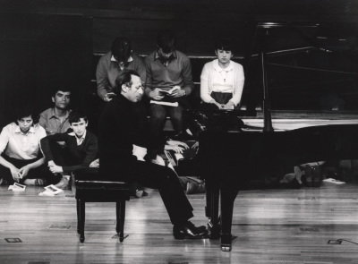 Manuel Carra. Ciclo Sonatas para piano de Mozart