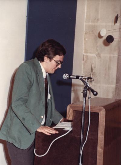 José Thomas.Concierto Homenaje a Eusebio Sempere
