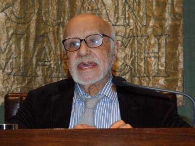 Francisco Nieva. Conferencia sobre El taller privado de un autor de comedias