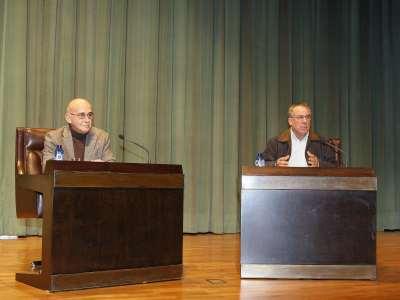 José Sanchis Sinisterra y Luciano García Lorenzo