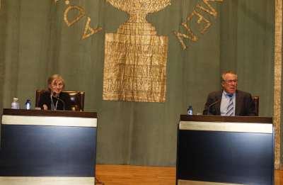Ana Diosdado y Luciano García Lorenzo