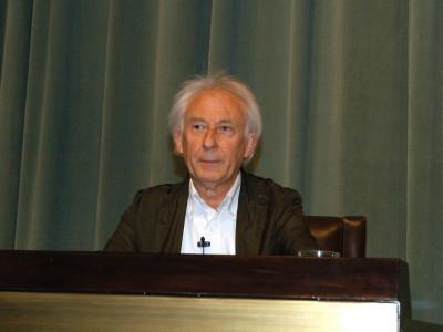 Albert Boadella. Conferencia sobre Decálogo Joglars