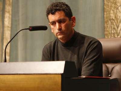 Juan Mayorga. Conferencia sobre Teatro y cartografía