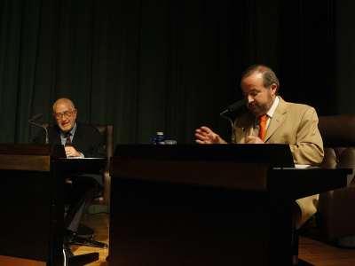 Ignacio Amestoy y Javier Huerta Calvo