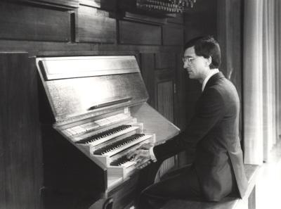 José María Mas. Concierto Homenaje a M. Santiago Kastner - Musicología hispánica tres maestros