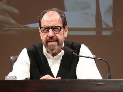 José María Pou. Conferencia sobre La pasión por el oficio
