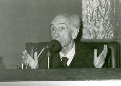 José Gómez Caffarena. Mesa redonda - VI Seminario Público Pensar la religión