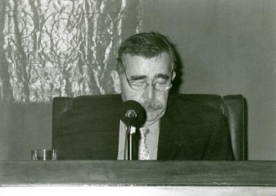 Eugenio Trías. Mesa redonda - VI Seminario Público Pensar la religión