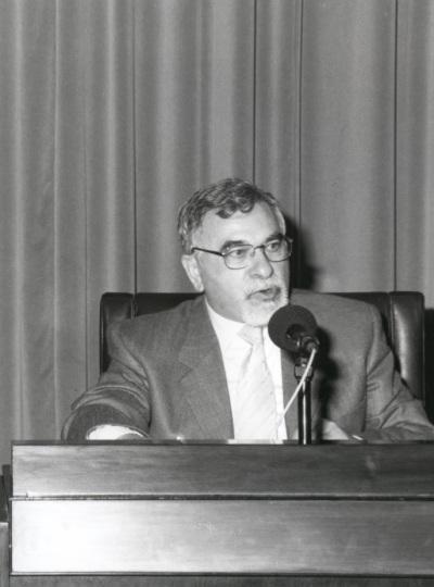 Fernando Quesada. VII Seminario Público Cambio de paradigma en la filosofía política