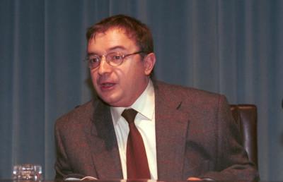 Antonio Valdecantos. VII Seminario de Filosofía La moral como anomalía