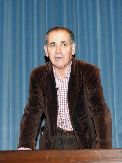 Víctor Gómez Pin. Conferencia sobre Las alforjas del filósofo