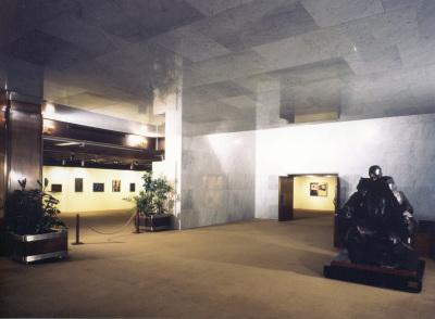 Vista parcial. Arte 73 Exposición antológica de artistas españoles