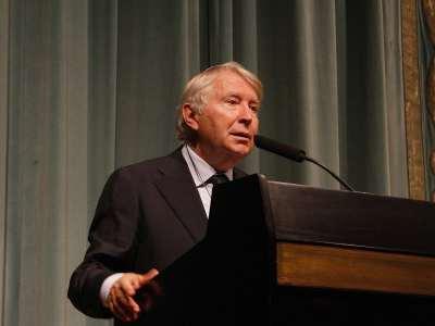 Remo Bodei. Conferencia sobre Ira e indignación. Teoría e historia de una pasión