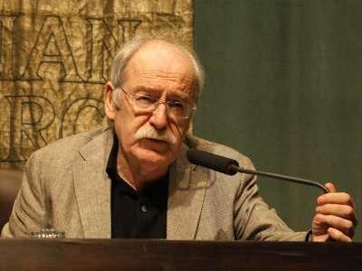 Aurelio Arteta. Conferencia sobre El mal y la responsabilidad de su espectador conformista