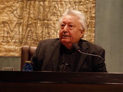 Jacobo Muñoz Veiga. Conferencia sobre ¿Vivimos en una sociedad posmoral?
