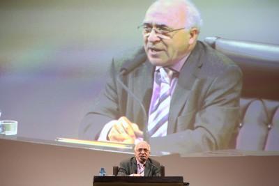 Juan José Tamayo. Conferencia sobre Utopías para tiempos de crisis