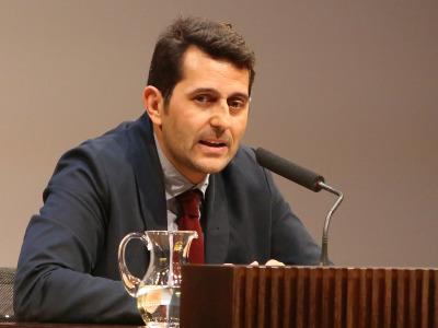 Manuel Arias Maldonado. En conferencia sobre La democracia sentimental