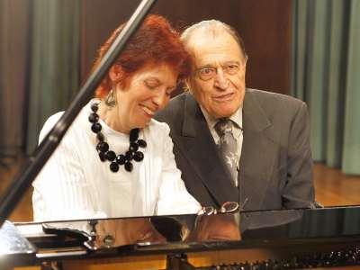 Eulalia Solé y Ramón Barce. Concierto En homenaje a Ramón Barce - Aula de (Re)estrenos (66)