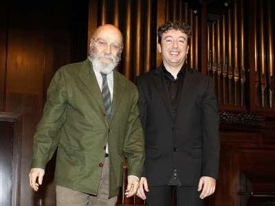 Luis de Pablo y Francisco Escoda. Concierto Luis de Pablo. Retrospectiva - Aula de (Re)estrenos (76)