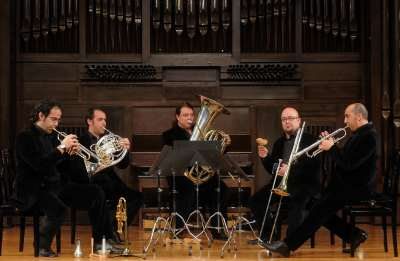 Spanish Brass Luur Metalls. Concierto Spanish Brass Luur Metalls - Aula de (Re)estrenos (84)