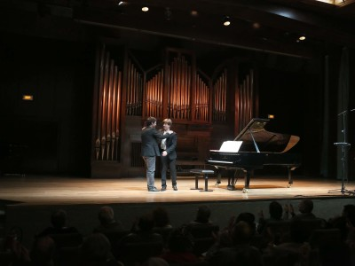 Mario Carro y Mario Prisuelos. Concierto Compositores Sub-35 - Aula de (Re)estrenos (86)