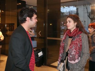 Mario Carro y Raquel Rodríguez. Concierto Compositores Sub-35 - Aula de (Re)estrenos (86)