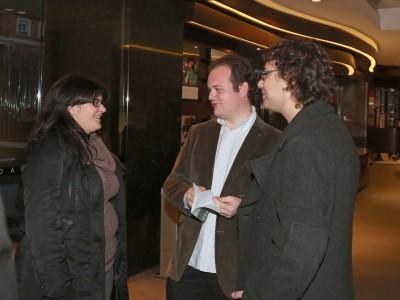 Nuria Núñez, Alberto Carretero y Jesús Navarro. Concierto Compositores Sub-35 - Aula de (Re)estrenos (86)