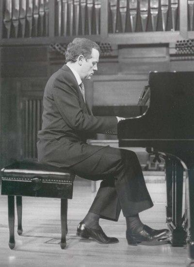Joaquín Soriano. Recitales para Jóvenes