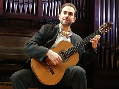 Adam Levin. Concierto La guitarra de hoy - Aula de (Re)estrenos (87)
